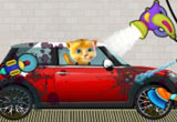 play Ginger Car Wash