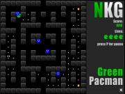 play Green Pacman