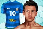 play 2014 Fifa Messi Magical Makeover