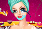 play Princess Day Spa Facial Makeover