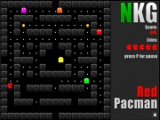 play Red Pacman