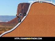play Ben 10 Omniverse Desert Racing