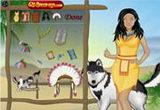 play Indian Girl Dress Up