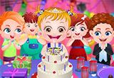 play Baby Hazel Birthday Party