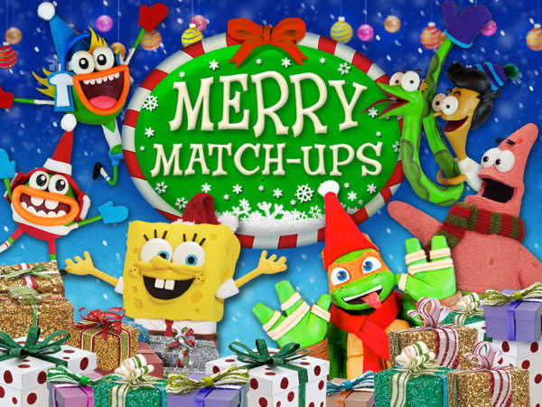 Nickelodeon: Merry Match Ups