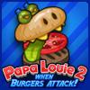 play Play Papa Louie 2 Burger Attack