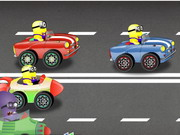 play Minions Crazy Racing