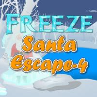 play Wowescape Freeze Santa Escape 4