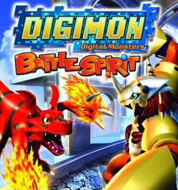play Digimon – Battle Spirit