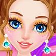 Princess Makeover Salon game