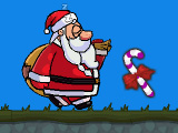 Santa Go Adventure game