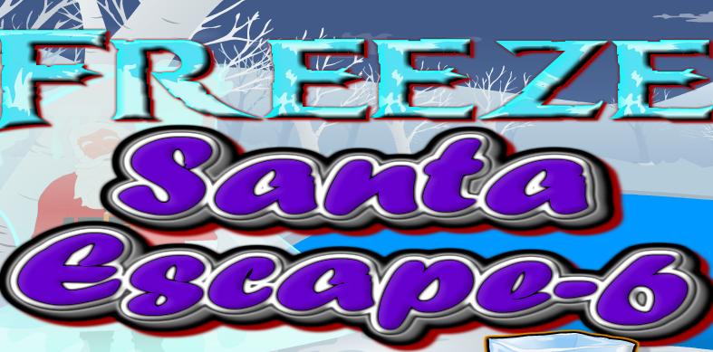 play Wowescape Freeze Santa Escape 6