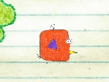 play Flappy Doodle Cube Bird