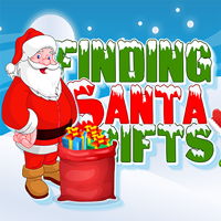 play Ena Finding Santa Gifts