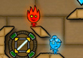 Fireboy & Watergirl In Light Temple game