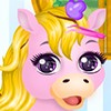 play Play My Pet Doctor Baby Unicorn