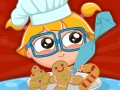 play Cutezee Cooking Academy: Gingerbread