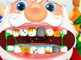 Care Santa Claus Tooth game