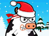 Cowaboom: Xmas game