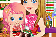 Baby Alice Christmas game