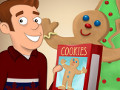 Christmas Cookie Quest game