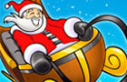 Super Santa Rush game