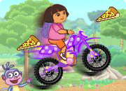 Dora Pizza Delivery game