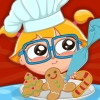Cutezee Cooking Academy: Gingerbread game