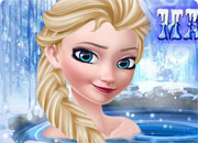 Elsa Makeover Spa game