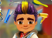 Subway Surfers Hair Salon game