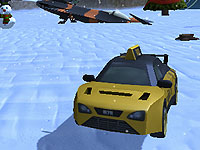 Crash Drive 2: Christmas! game