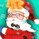 Santa Sleigh Accident game