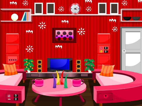 play Yoopygames Decorated Room Escape