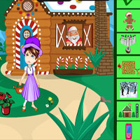 play Baby Juliet Christmas Slacking