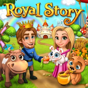 Royal Story game