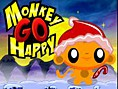 Monkey Go Happy North Pole game