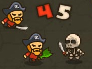 Pirates Vs Undead Hacked game