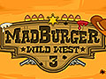 Mad Burger 3: Wild West game