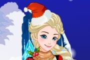 Elsa'S Ugly Christmas Sweater game