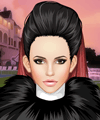 Vampire Now Dress Up game