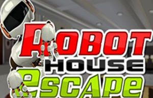 Robot House Escape game