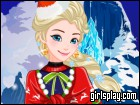 Elsa`S Ugly Christmas Sweater game
