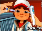 play Subway Surfer Eye Care