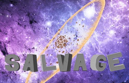 Salvage game