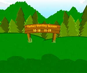 Turkey Forest Escape 4 game