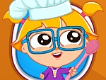 Cutezee Cooking Academy - Gingerbread game
