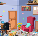 play Messy Office Room Escape