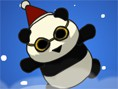 Rocket Panda Xmas Cookie Quest game