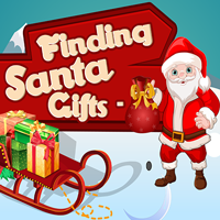 play Ena Finding Santa Gifts 2