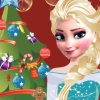 Elsa Christmas Shopping game